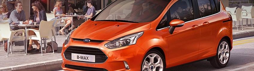 Ремонт Ford B-Max в Челябинске