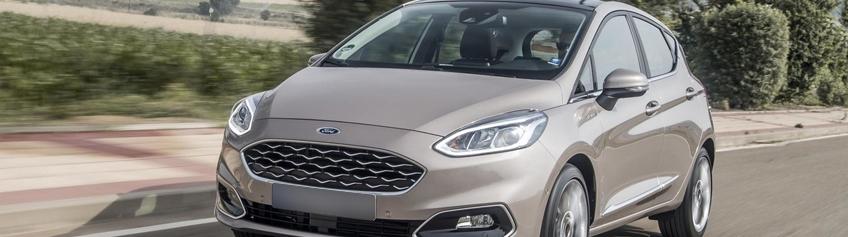 Ремонт Ford Fiesta 7 в Челябинске