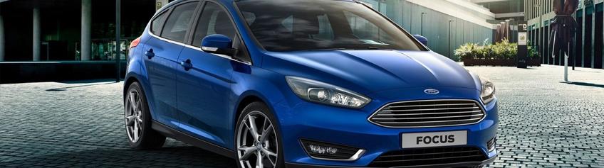Ремонт Ford Focus 3 рестайлинг в Челябинске