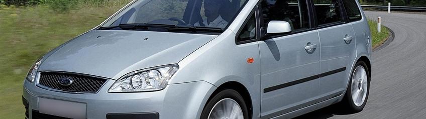 Ремонт Ford Focus C-Max в Челябинске