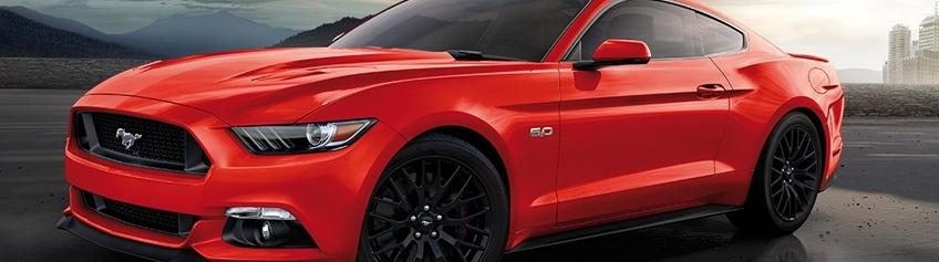 Ремонт Ford Mustang 6 в Челябинске