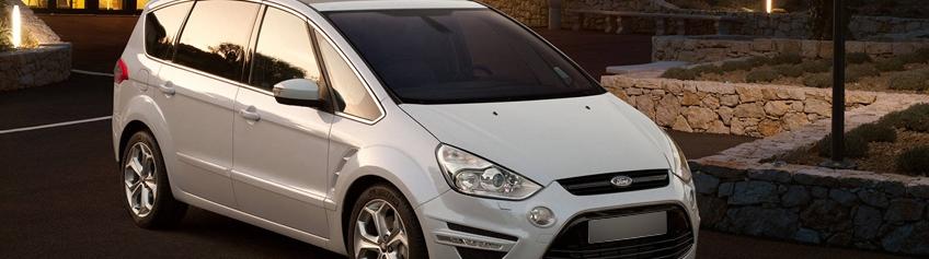Ремонт Ford S-Max 1 в Челябинске