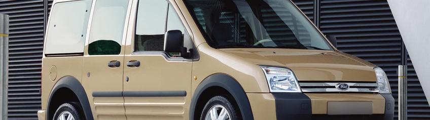 Ремонт Ford Tourneo Connect 1 в Челябинске